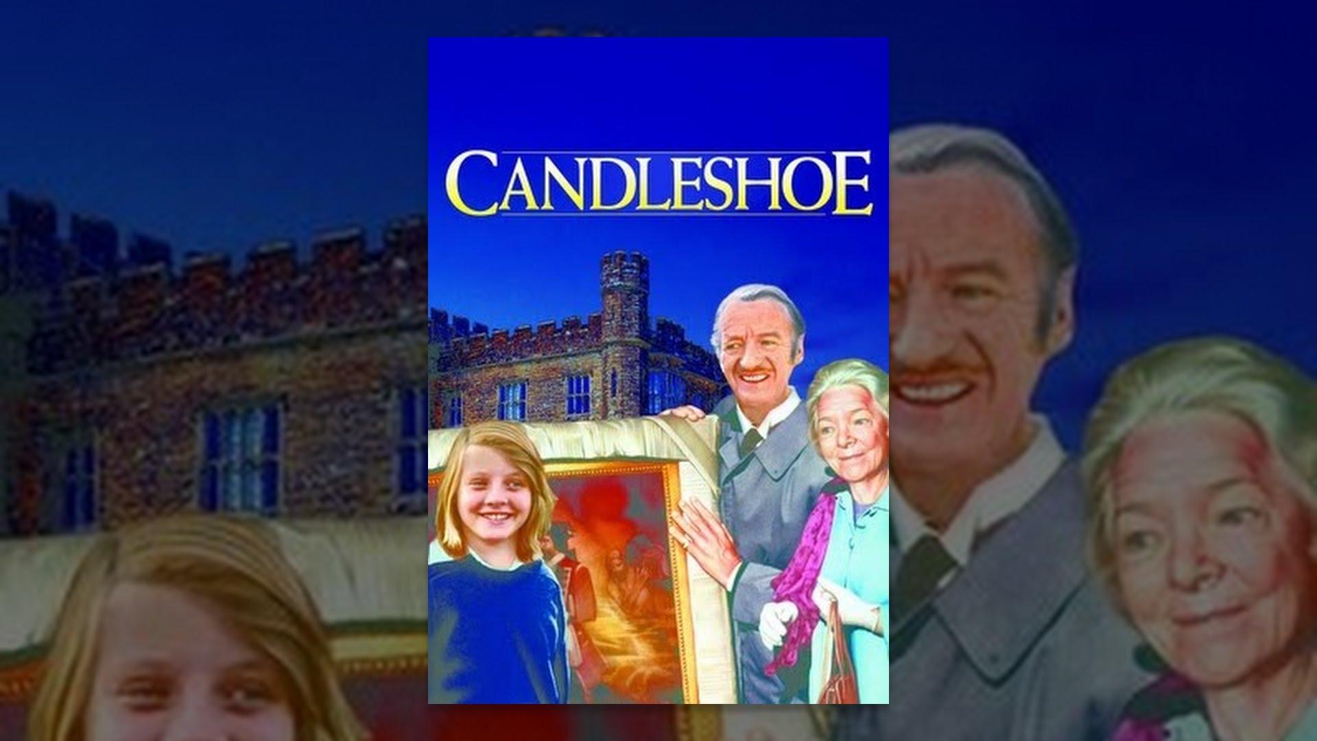 Candleshoe Youtube