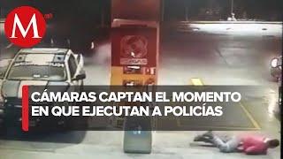 Ejecutan a policías de San Pedro, NL