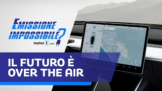 Perché l'auto del futuro è OVER THE AIR?
