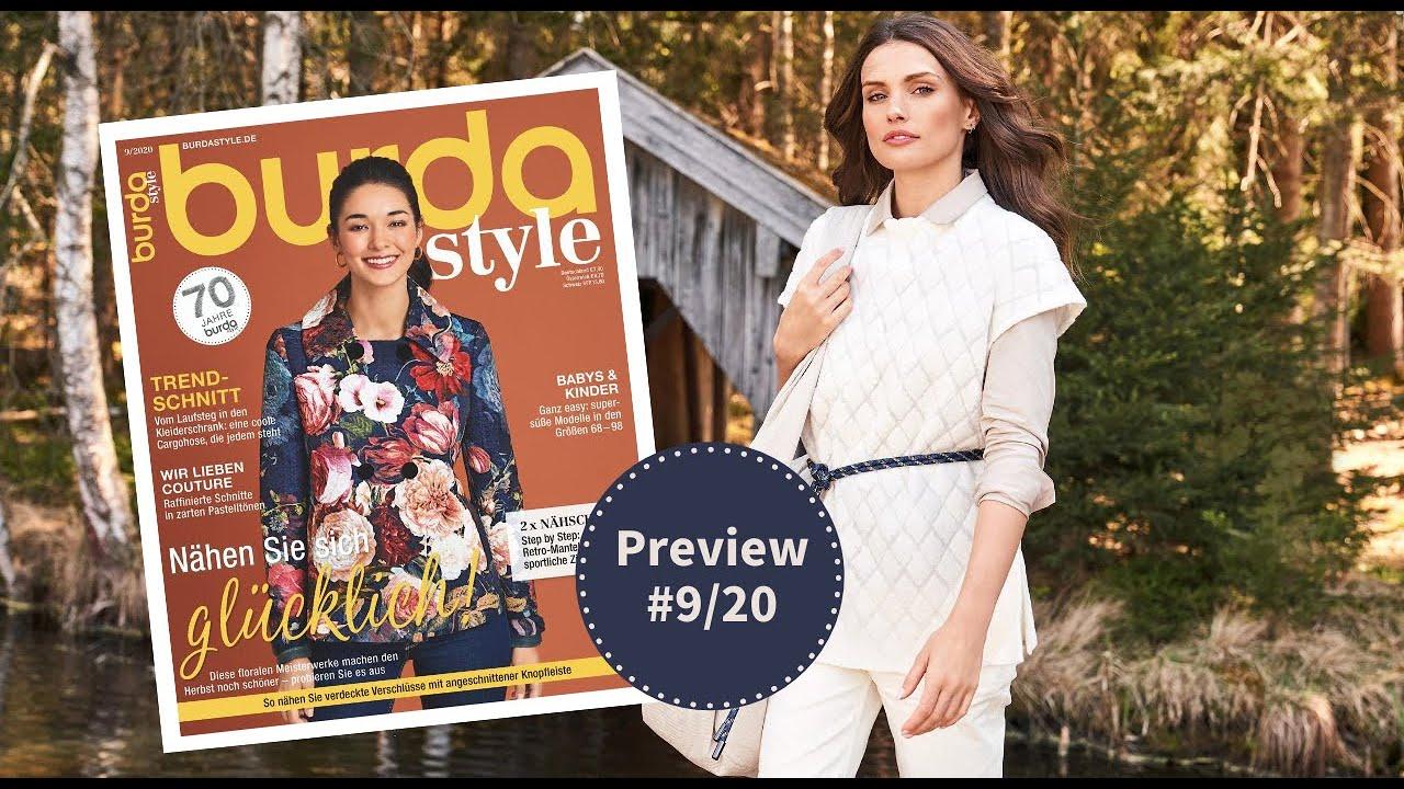 Preview: Einblick in die September-Ausgabe :)