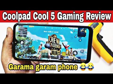 Coolpad Cool 5 Gaming Review   Garma garam phone hai 😍   Pubg Gameplay