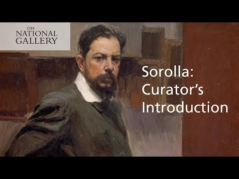 Curator's introduction | Sorolla: Spanish Master of Light