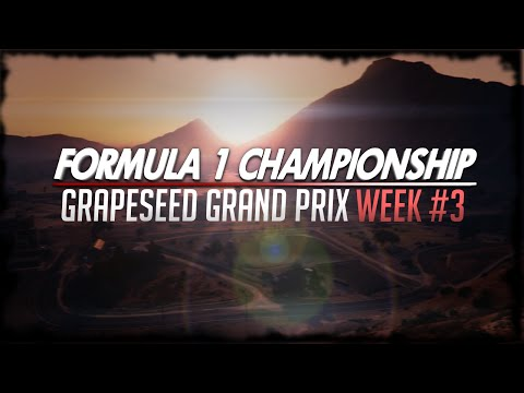 Week 3 (F1 Championship) - GTA 5 Grapeseed Grand Prix Endurance Season Two | Highlights