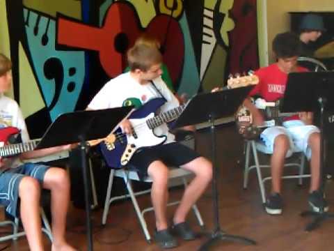 "July 15,2011 ""Hound Dog"" Cascade School of Music, Bend, OR:"