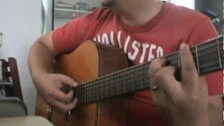 Tóc Thề - Sỹ Đan Guitar