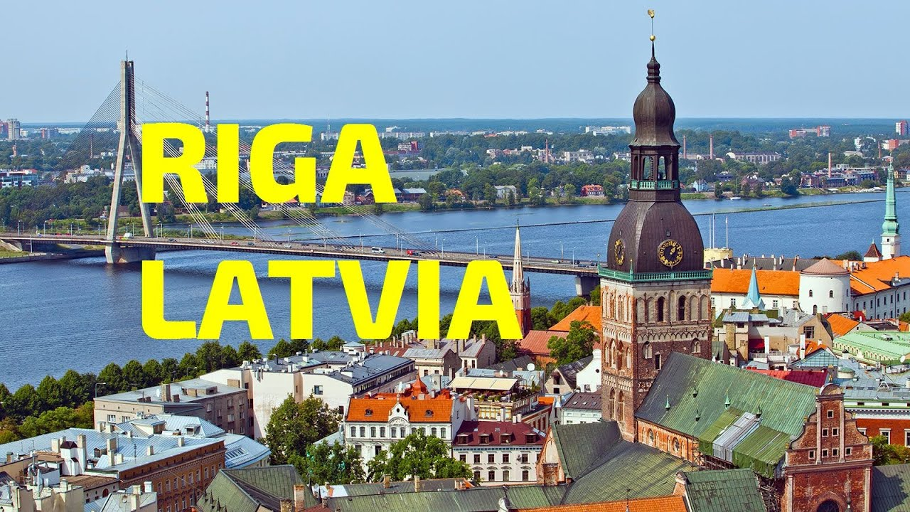 Riga Latvia - Travel Europe