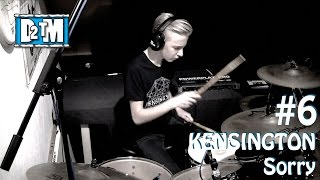 Sorry - Kensington - Drum Cover #6