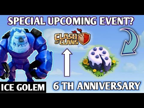 6 TH ANNIVERSARY SPECIAL EVENTS 😍    AUGUST MONTH UPDATES 🔥   CLASH OF CLANS ✔
