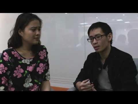 MU Việt Nam - Phỏng Vấn Anh Thái Vĩnh Hậu, Infogame