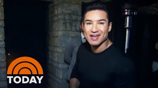 Mario Lopez Conducts A Tour Of LA's Hottest Nightspots | TODAY