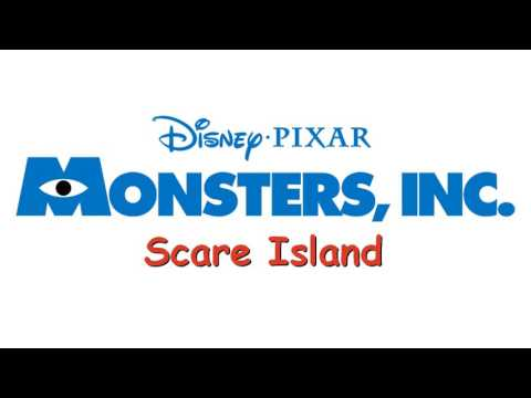 City Park - Monsters Inc. Scare Island Music Extended