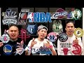 Check Up: NBA PLAYOFF PREDICTIONS! WHO S GETTING KNOCKED OUT FIRST?!