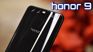A Great Smartphone - Huawei Honor 9
