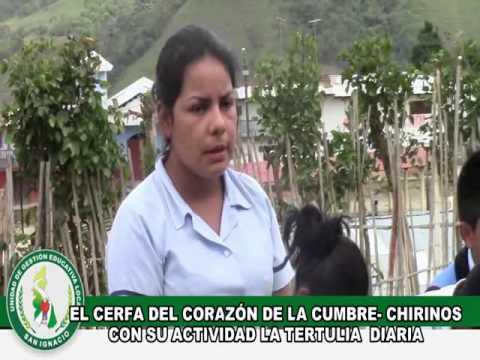 IE. CRFA LA CUBRE DEL CORAZÓN   CHIRINOS Mp4