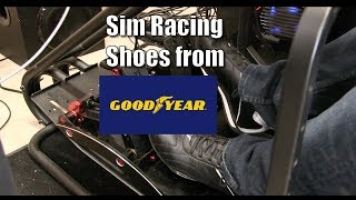 Sim Racing Shoes from GOODYEAR?!