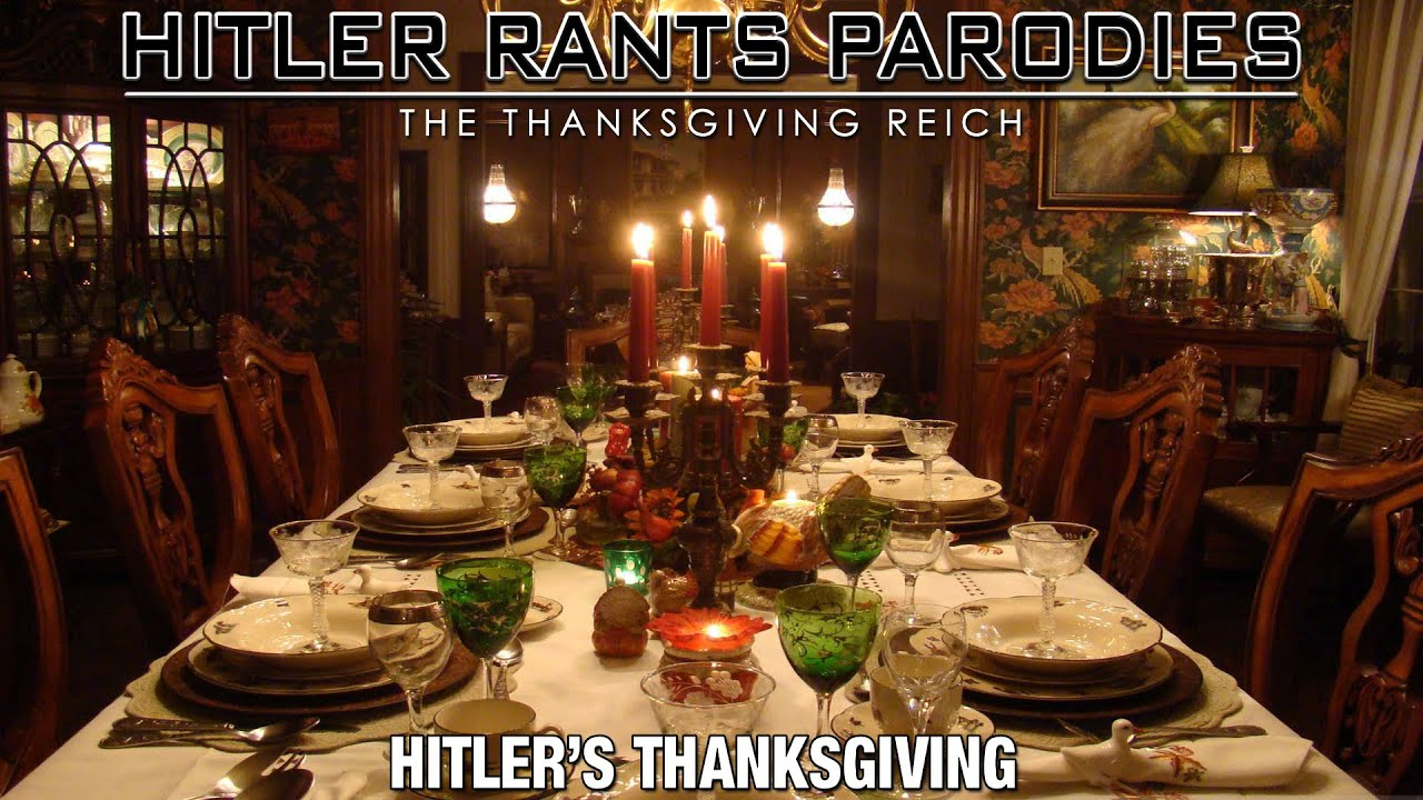 Hitler's Thanksgiving