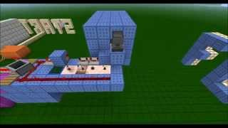 Minecraft Mouse Trap