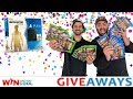 EPIC GIVEAWAYS - PS4 GIVEAWAY, Gaming Headset, Shark Card, XBOX 1 X, and More!!!