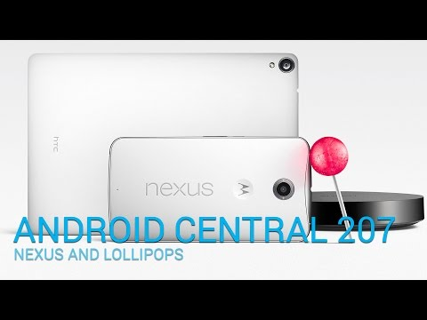Android Central 207: Nexus and Lollipop Extravaganza!   Android Central