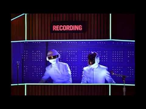 Daft Punk, Pharrell Williams & Stevie Wonder performing 'Get Lucky' at The Grammy's 2014 ONLY SOUND