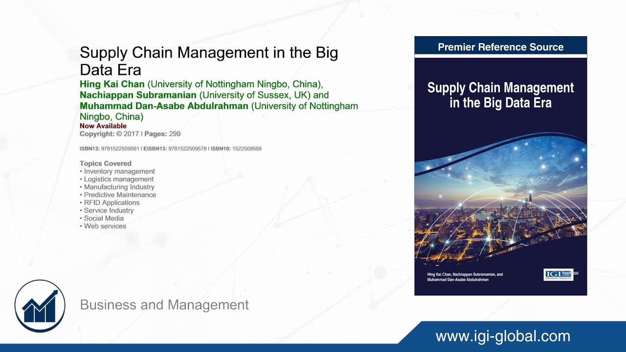 applications of rfid in supply chains