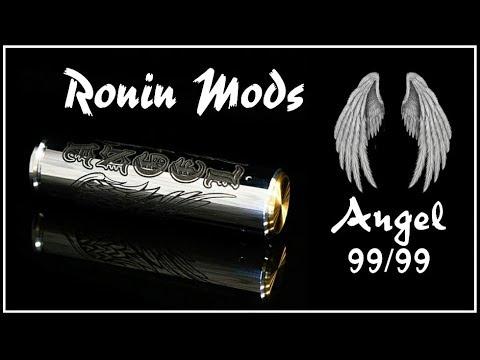 Ronin Mods Angel Hybrid Mech Mod *High End*