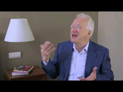Herbert Puchta on teaching teenagers to THiNK beyond language - Part 1