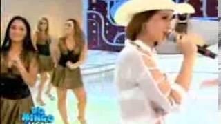 Gabriela Spanic canta tema de A Usurpadora (Live)