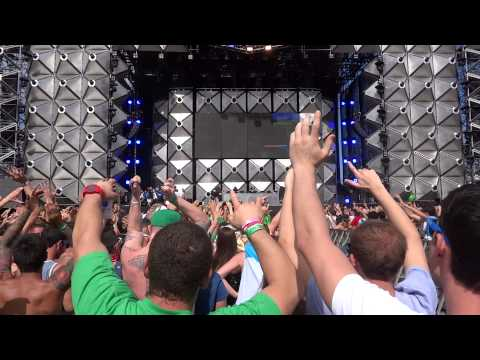 Ultra Music Festival 2013 Week 1 Tommy Trash ladi dadi Main Stage