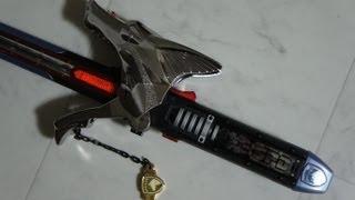 特捜戦隊デカレンジャー ディーソードベガ TokusouSentai DekaRanger D-sword Vega thumbnail