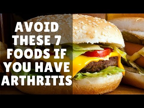7 Foods To Avoid With Arthritis | Arthritis Foods To Avoid | Diet For Rheumatoid Arthritis |