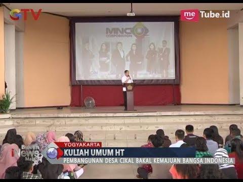 HT Berikan Kuliah Umum di STPMD APMD - BIM 16/11