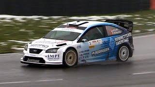 7° Rally Franciacorta 2015 - 3x Ford Focus WRC, Pure Sound!