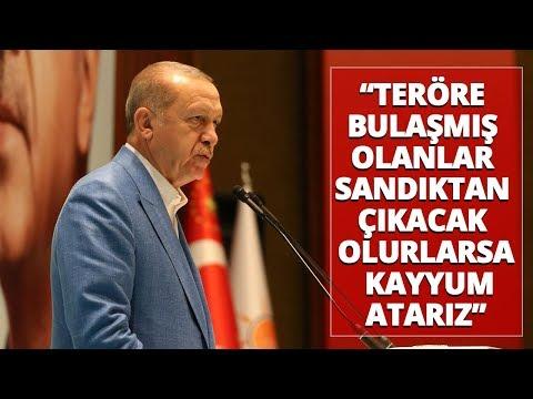 """Cumhurbaşkanı Erdoğan: """"Anında..."""