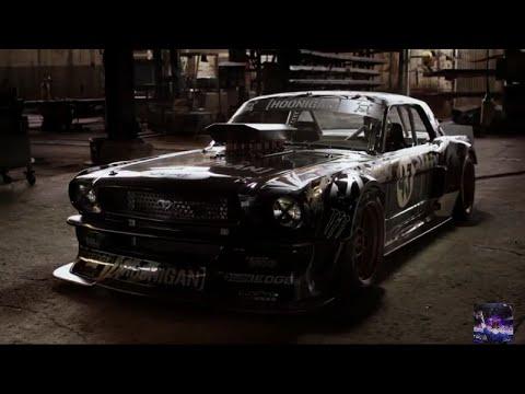 Youtube Hoonigan Mustang