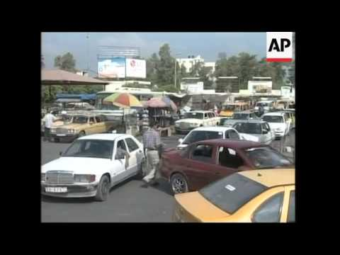 People on streets following Hamas takeover of Gaza Strip