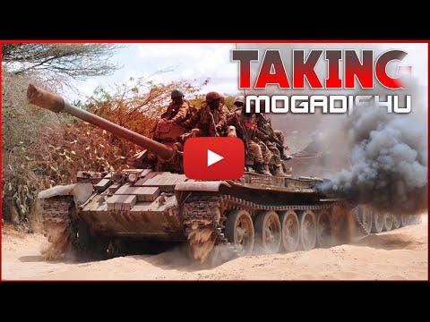 AMISOM Frontline: Taking Mogadishu