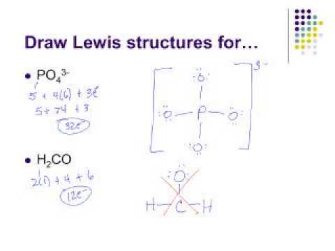 Lewis Structures, Part 2 of 3 - YouTube
