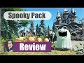 Planet Coaster: Spooky Pack update HYPE! (ft. SPRidley) incl. ALL DLC's give away!!
