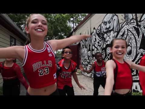"""Grillz"" - Nelly ft. Paul Wall, Ali & Gipp Choreography"