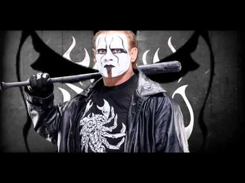 Sting WWE Crow Sound Effect