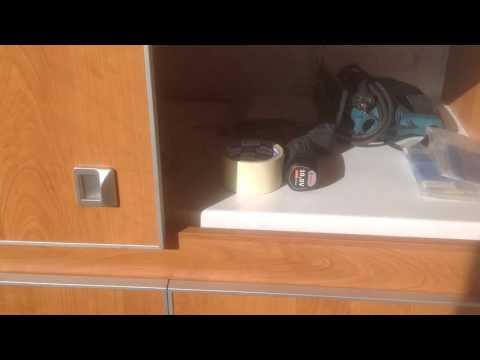 Шкаф на лоджии своими руками