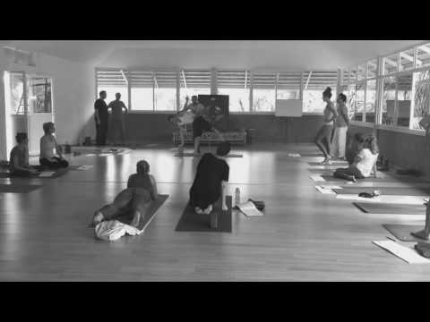 Hatha Yoga Teacher Training - Mantra, Practice & Teaching