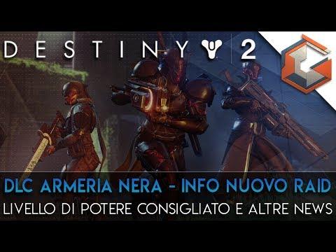 Destiny 2 News | Informazioni Nuovo RAID | Livello di Potere 650 e Altro thumbnail