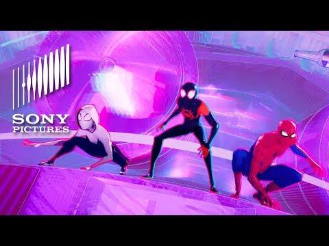 SPIDER-MAN: INTO THE SPIDER-VERSE - Art Directors Guild Nominee