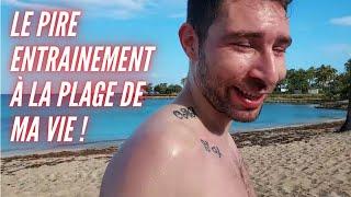 Entrainement à la plage - Je vais boxer à Cuba Episode 5