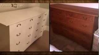 All Furniture Touch Up Fill In Part Recreation Repair Finish Restore Color Match Clean Buff Stain