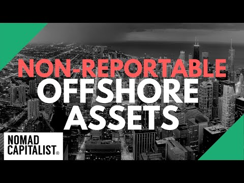 The Only Non-Reportable Assets you can Own Offshore