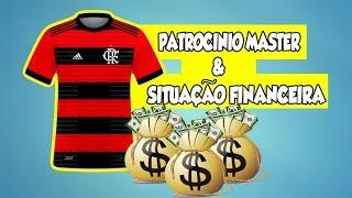 PATROCÍN O MASTER E S TUAÇÃO F NANCE RA DO CLUBE