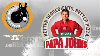 Papa John's Blames NFL Protests For Declining Sales